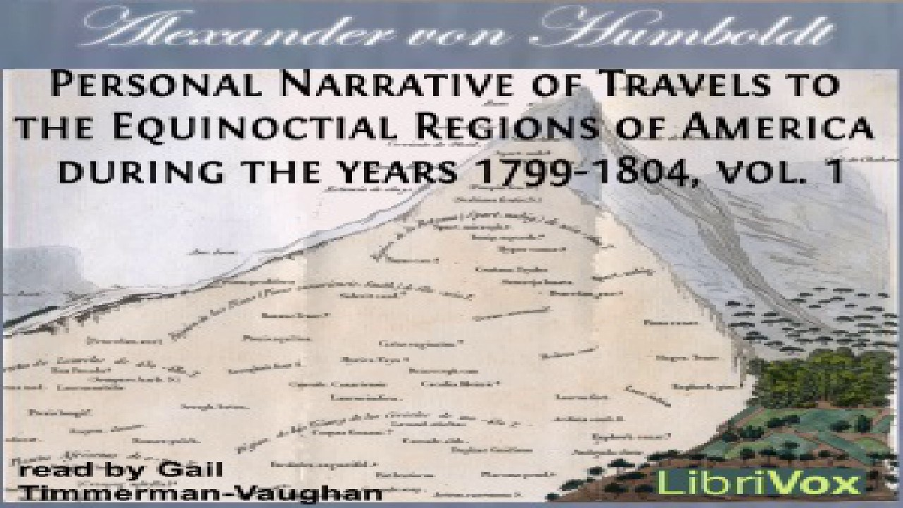 Download Personal Narrative of Travels to the Equinoctial Regions of America, During the Years | 7/14