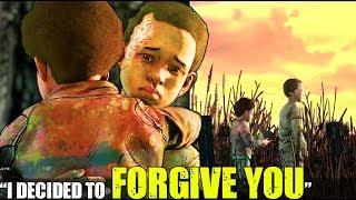 AJ Forgives Tenn (All Dialogue Choices) TWD The Final Season Episode 4