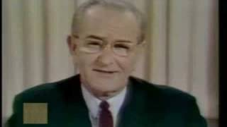Lyndon Johnson - Remarks on Decision to not seek  Reelection