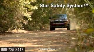 New 2014 Toyota Highlander Sunnyvale and Serving Mountain View CA Toyota Sunnyvale Sunnyvale CA