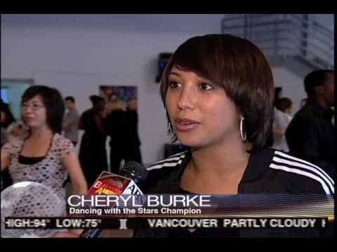 Balitang America: Cheryl Burke Dance