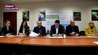 Θωμαΐδης, Δημάκη, Σοφού και Παμποράκης για την κοινωνική πολιτική στο ν. Κιλκίς-Eidisis.gr webTV