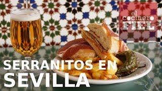 LOS MEJORES SERRANITOS DE SEVILLA & CAFÉ DE ESPECIALIDAD