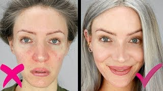 Here's a tutorial on how to look beautiful without wearing ANY make...