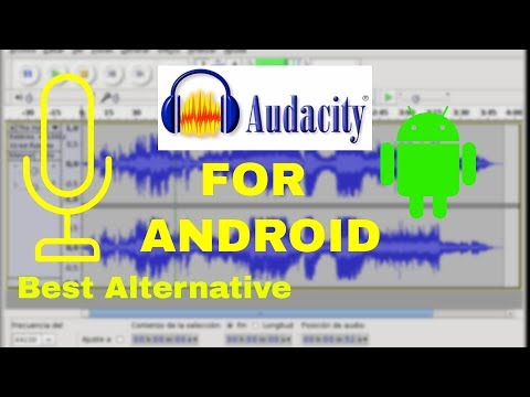 Audacity For Android- Best Alternative For Audacity- Remove Background Noise In Android
