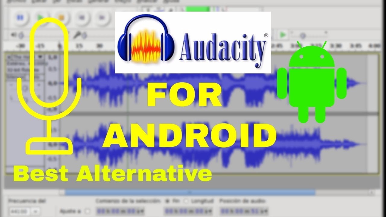 audacity per android