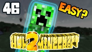 """Minecraft: How 2 Minecraft! (Season Two) """"EASY CHARGED CREEPERS?!"""" Episode 46 (Minecraft 1.8 SMP)"""