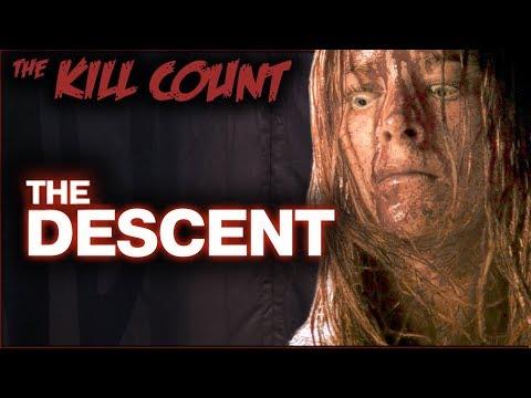 The Descent (2005) KILL COUNT
