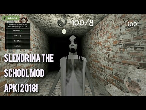 Slendrina The School MOD APK 2018 By NullZerep!  #Smartphone #Android