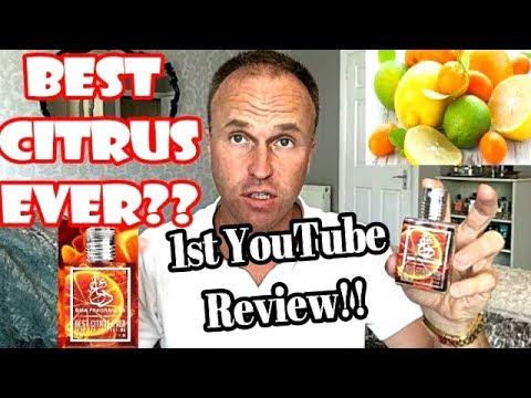 Best Citrus Ever by Dua Fragrances - Fragrance Review - YouTube
