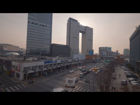 Yongsan Electronics Market,Seoul,Korea with Panasonic GH5