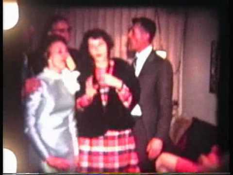 1970 Jan Sherry Haack And Ken Bouma Wedding