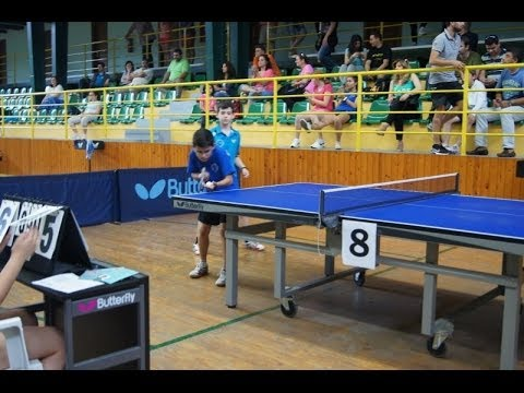 Greek National Table Tennis Mini Cadet - Teams Semifinal