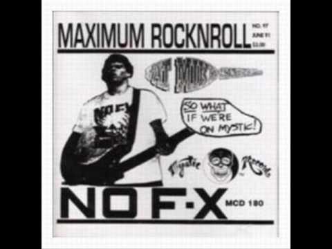 NOFX - Maximum Rocknroll (Complete album Part 1)