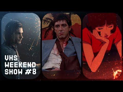 VHS Weekend Show #8 - Лицо со шрамом, Волшебники, Паприка