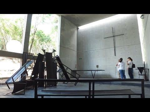 「六甲ミーツ・アート芸術散歩2018」先行展示「風の教会」初日の模様が読売新聞YOMIURIONLINEにて紹介されました。