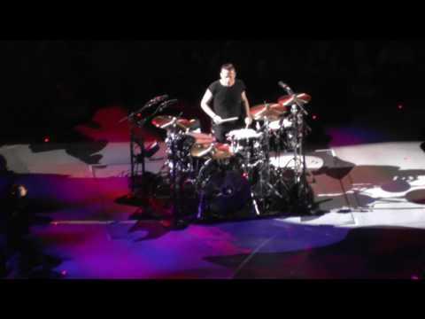 U2 6/25/17: 3 - Bad/America (Simon & Garfunkel) - Foxborough, MA