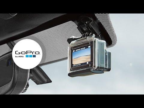 Gopro Dash Cam >> 2016 Toyota Tacoma GoPro® Windshield Mount | Malloy Toyota: Winchester VA dealer serving Front ...