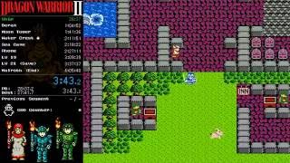 Dragon Warrior 2 - Any% - Speedrun in 3:55:58