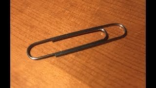 The Smartest Paper Clip