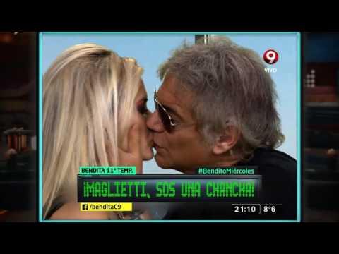 ¡Maglietti, sos una chancha!