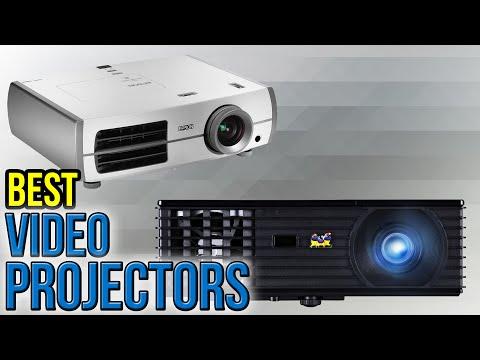 9 Best Video Projectors 2017