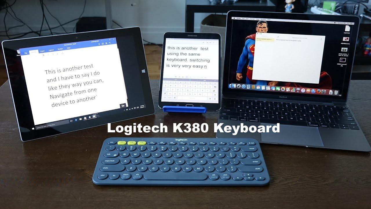 Logitech K380 Multi Device Keyboard Review