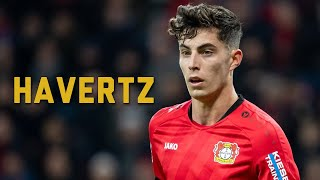 The Brilliance of Kai Havertz ● Best Skills, Passes & Tackles 🔴