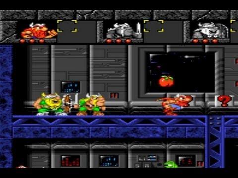 CGRundertow THE LOST VIKINGS for Sega Genesis Video Game Review - YouTube