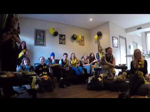 The 2017 AFL Grand Final, from the eyes of a Richmond fan