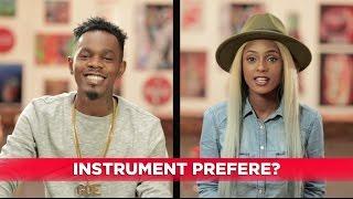 Patoranking & Vanessa Mdee, On The Spot - Coke Studio Africa