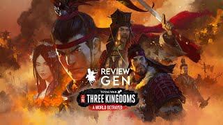 Total War: THREE KINGDOMS - Lü Bu Betrayed Part 7
