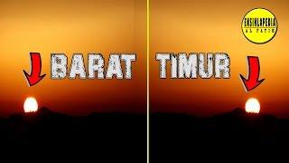 GELAP GULITA ! Keadaan MEnjelang Detik Detik Matahari Akan Terbit Dari Barat   Ensiklopedia Al Fatih
