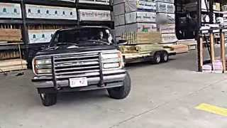 1996 Chevrolet Suburban 1500 Towing To Much