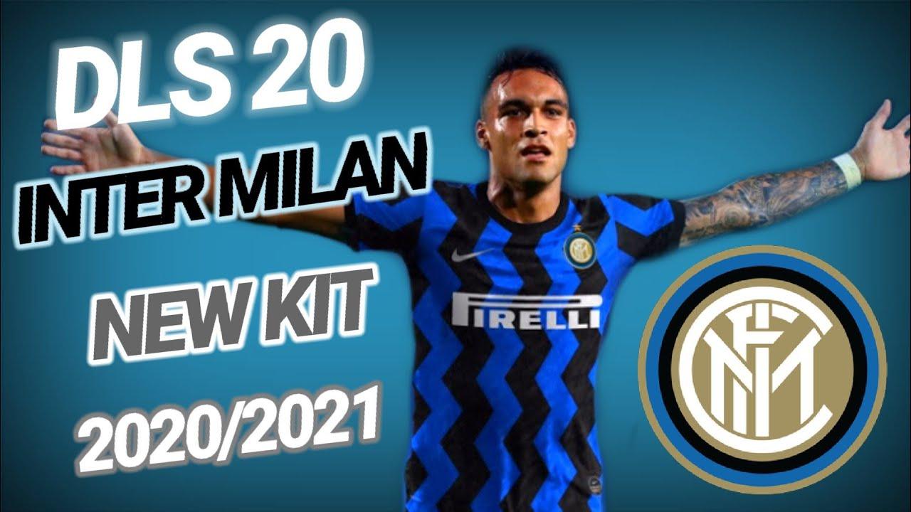 Dls 20 Inter Milan New Kit 2020 2021 Youtube