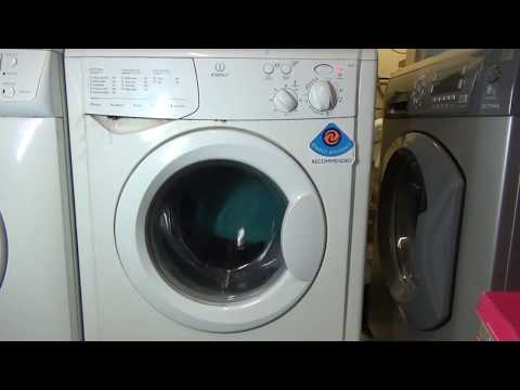 Daily wash 30 : Indesit WI101 Washing Machine