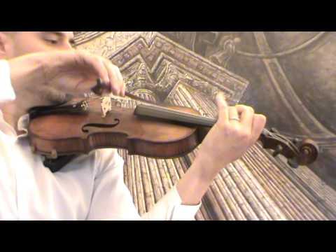 Antique master violin 2nd half 1800 バイオリン скрипка 小提琴 363