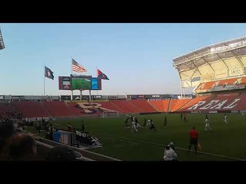 Real Salt Lake Monarchs Vs San Antonio 8/2/2017