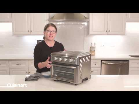 Cuisinart® | How to Clean your AirFryer! TOA-60