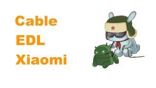 Cómo hacer un cable EDL Xiaomi