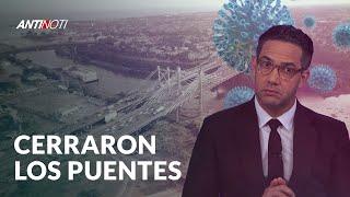 Gobierno Cierra Los Puentes y Don Miguelo Hace Un Live | Antinoti