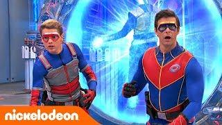 Опасный Генри | Время супергероя! | Nickelodeon Россия