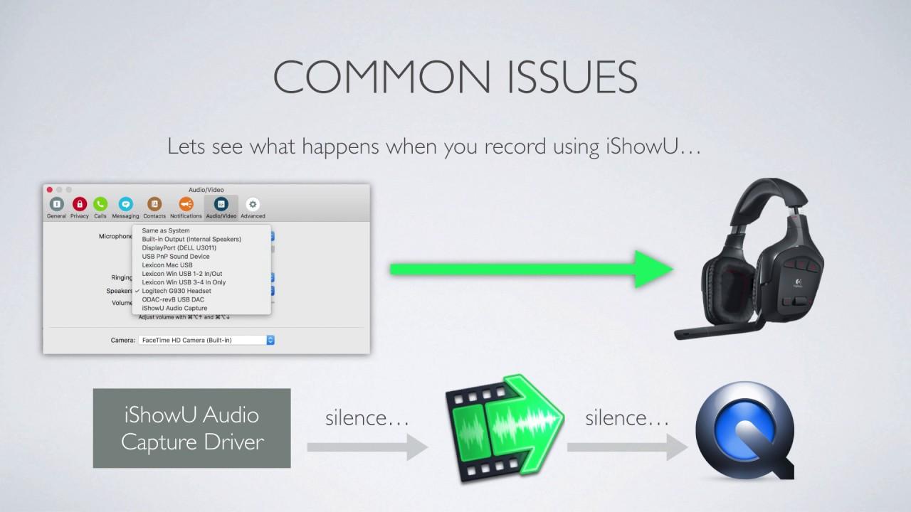 iShowU Audio Capture Explanation
