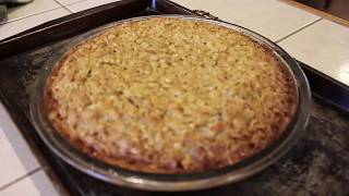 PecanLESS Pie //  Great Depression Cooking with a Twist