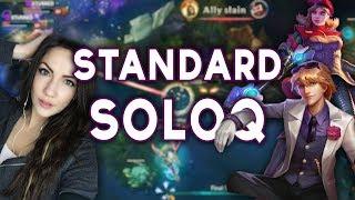 KayPea - STANDARD SOLOQ