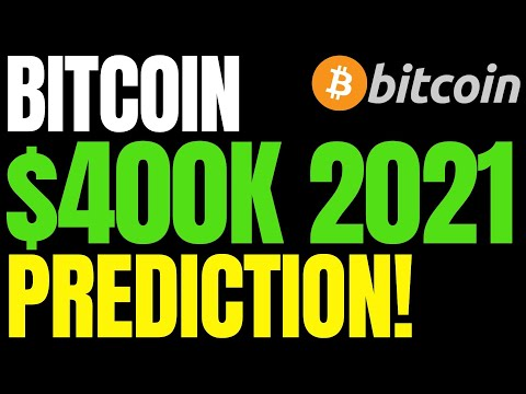 $400K BITCOIN PRICE BY NEXT YEAR?! | BTC Sees Its 5th Largest Hourly Crash Ever | Crypto News Today