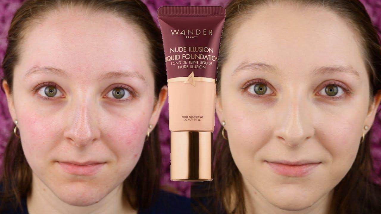 Wander Beauty Nude Illusion Liquid Foundation 1.01 oz