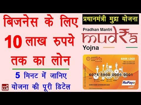 how-to-get-mudra-loan---mudra-loan-details-in-hindi- -मुद्रा-योजना-में-बिज़नेस-के-लिए-लोन-कैसे-ले?
