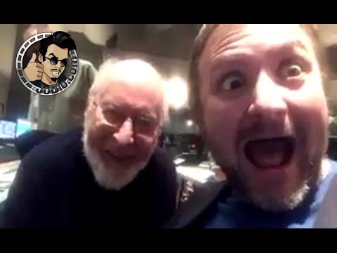 Download Youtube: John Williams and Rian Johnson Wish Us May The 4th Be With You (STAR WARS: THE LAST JEDI) 2017