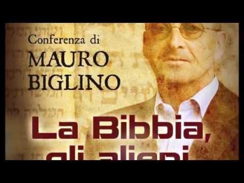 Mauro Biglino in HD! 4h nonstop La Bibbia, gli Alieni, il Fumetto